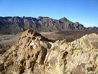 in den Las Canadas del Teide