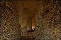 In den Mergelhöhlen