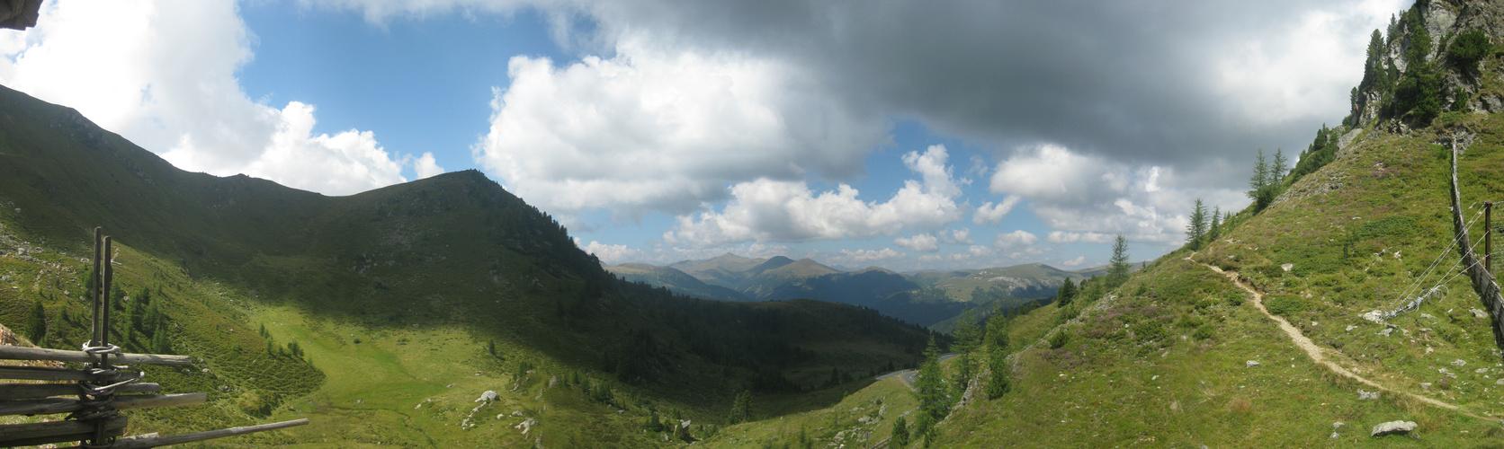 In den Nocky Mountains