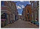 in den Strasse von Holland