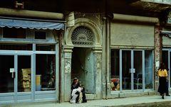 In den Strassen von Aleppo Syrien.        .120_3828