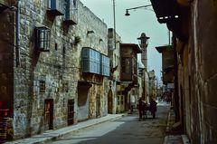 In den Strassen von Aleppo, Syrien.     .120_3838