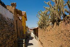 In den Straßen von Cuzco -3-