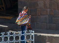 In den Straßen von Cuzco -4-