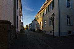 In den Straßen von Lindlar