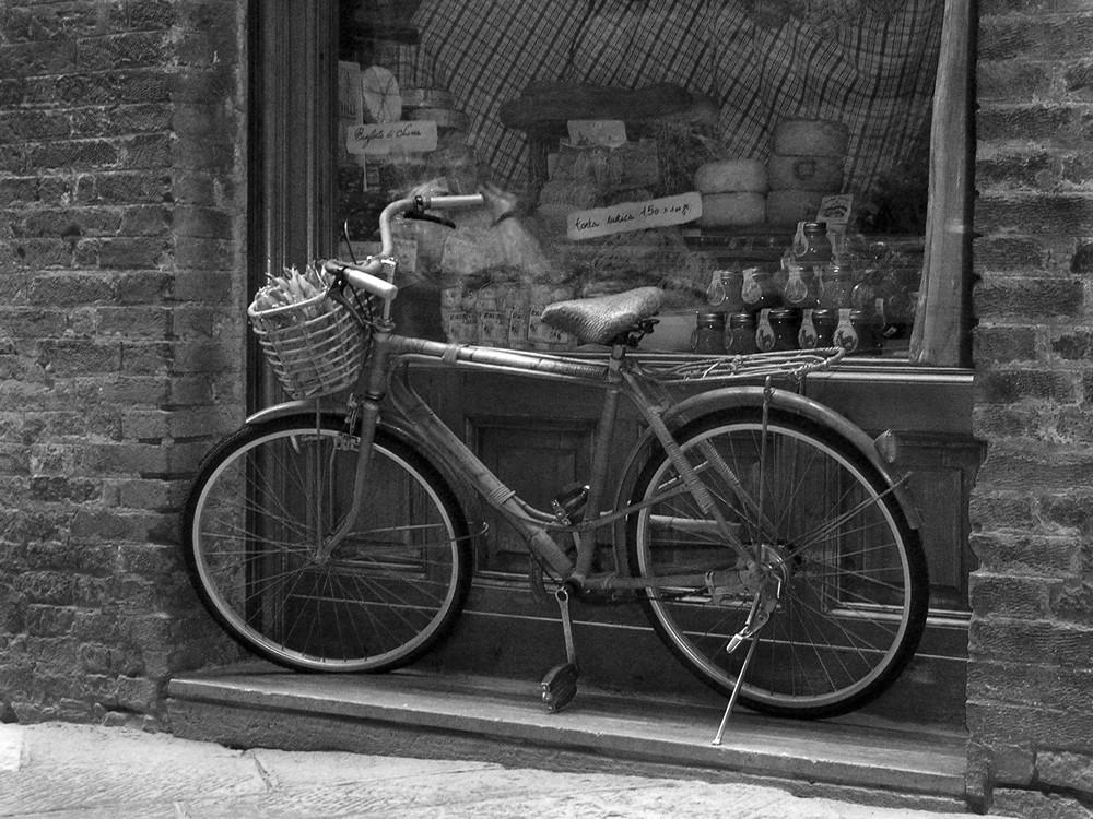 In den Strassen von Lucca