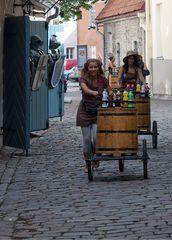 In den Straßen von Tallinn II
