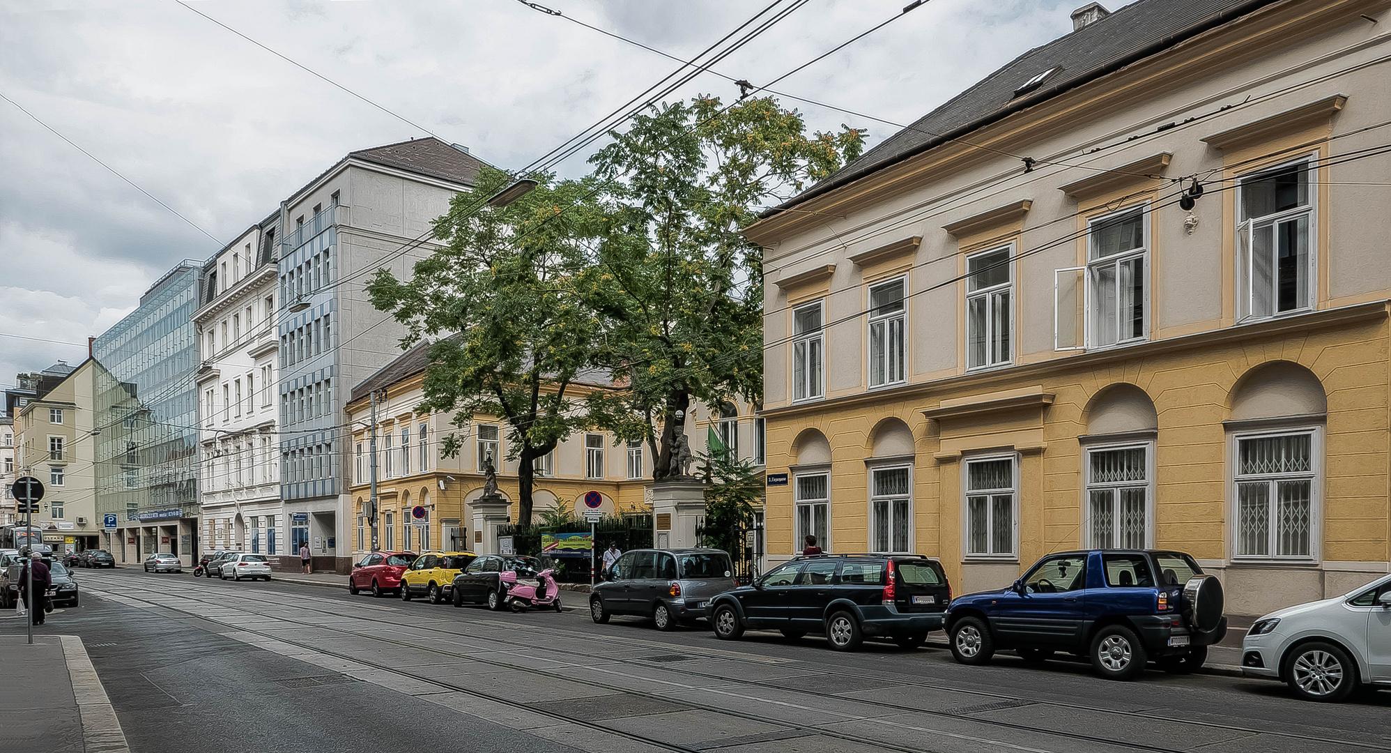 In den Straßen von Wien (21)