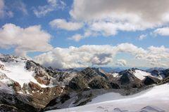 In den Stubaier Alpen