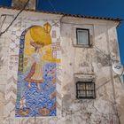In der Alfama von Lissabon