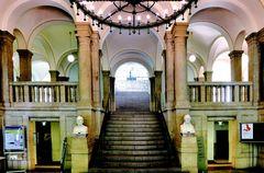In der alten  Kölner Universität