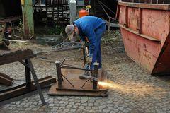 In der alten Maschinenfabrik # 10