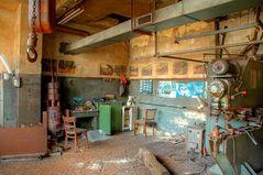In der alten Maschinenfabrik # 11