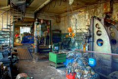 In der alten Maschinenfabrik #7