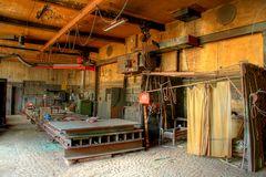 In der alten Maschinenfabrik # 8