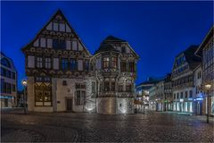 In der Altstadt von Höxter