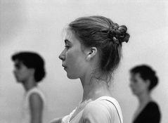 In der Ballettschule