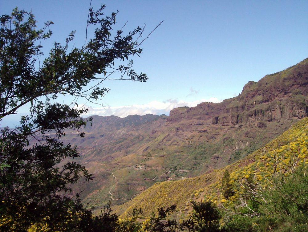 In der Bergwelt Gran Canarias