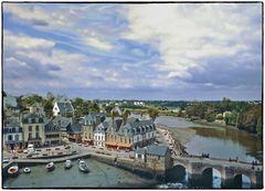 In der Bretagne ist der Himmel höher, und wilder...