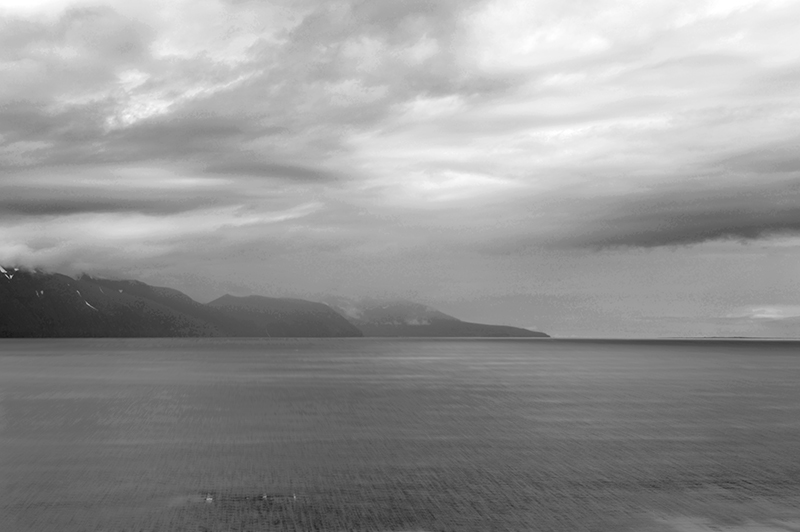 in der Bucht von Akuryri