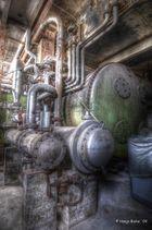 In der Dampfzentrale Ilseder Hütte