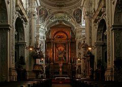 In der Dominikanerkirche in Wien