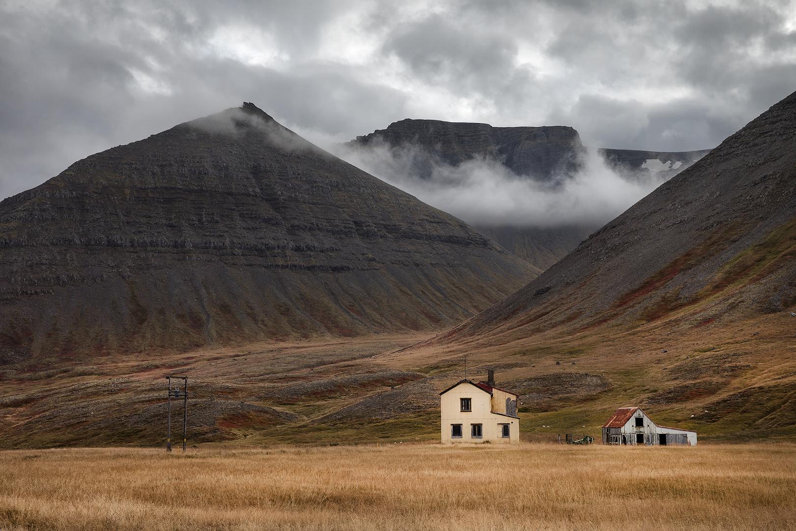In der Einsamkeit Islands