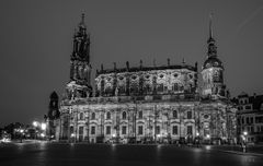 In der Flammenhölle Dresdens
