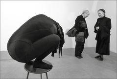 In der Galerie.