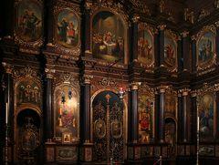 In der Griechenkirche zur Heiligen Dreifaltigkeit