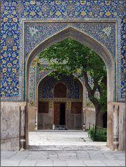 In der Imam-Moschee