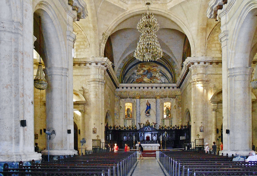 ..in der Kathedrale 1..