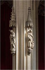 In der Kathedrale von Sint-Jan