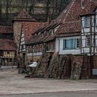 in der Klosteranlage Maulbronn