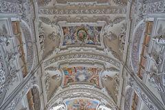 In der Klosterkirche Benediktbeuren