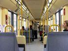 In der Kölner Strassenbahn