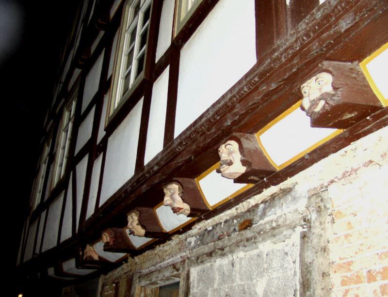 In der Limburger Altstadt