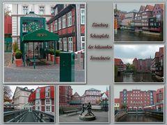 In der Lüneburger Altstadt