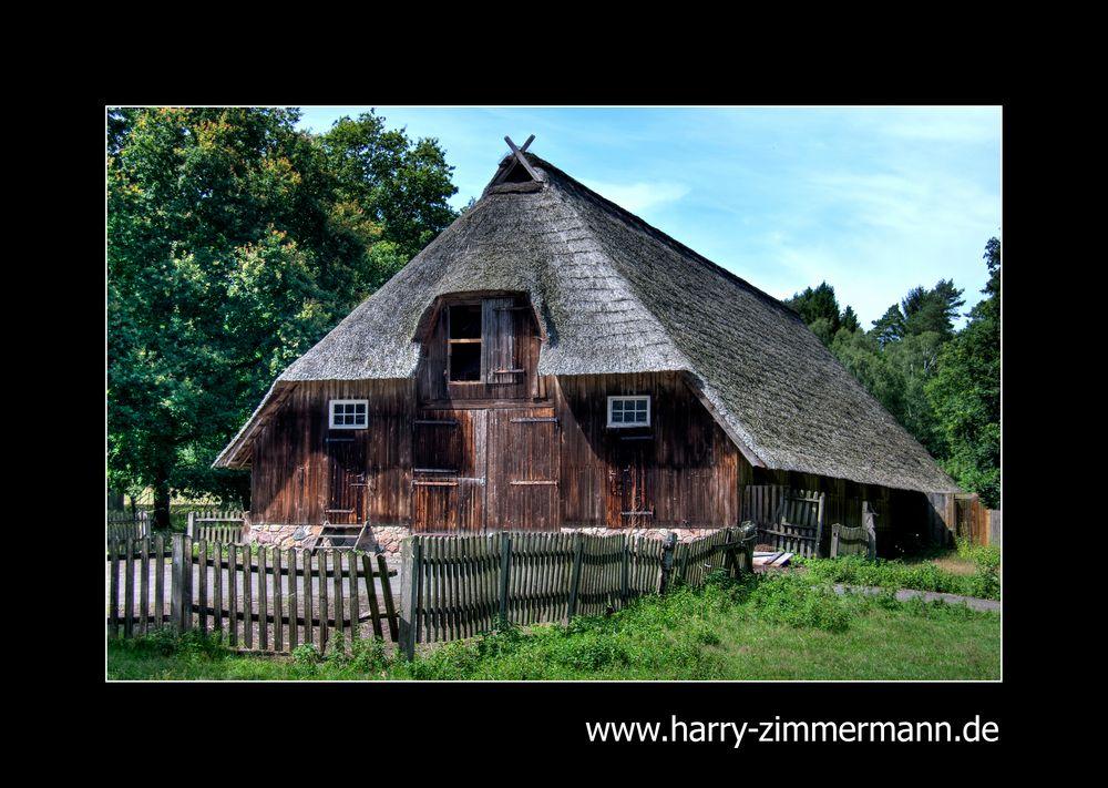 in der Lüneburger Heide