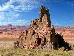 In der Monument Valley Area