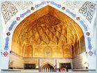 in der Moschee Bala Haus