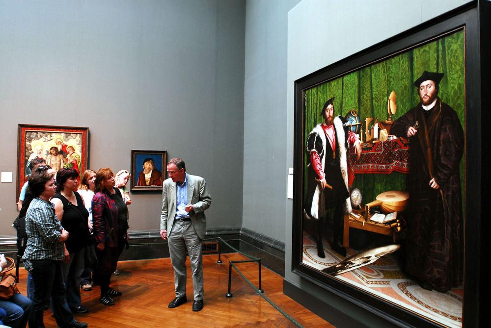 In der National Gallery