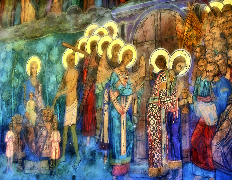 In der Patriarchenkathedrale
