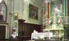 In der Pfarrkirche Chiesa di San Benedetto in Limone sul Garda