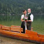 ... in der Plette am Altausseer See