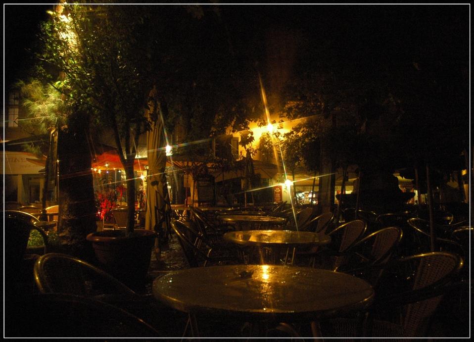 in der Ruhe der Nacht