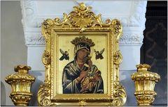 ... in der Sakristei des Grazer Doms ...