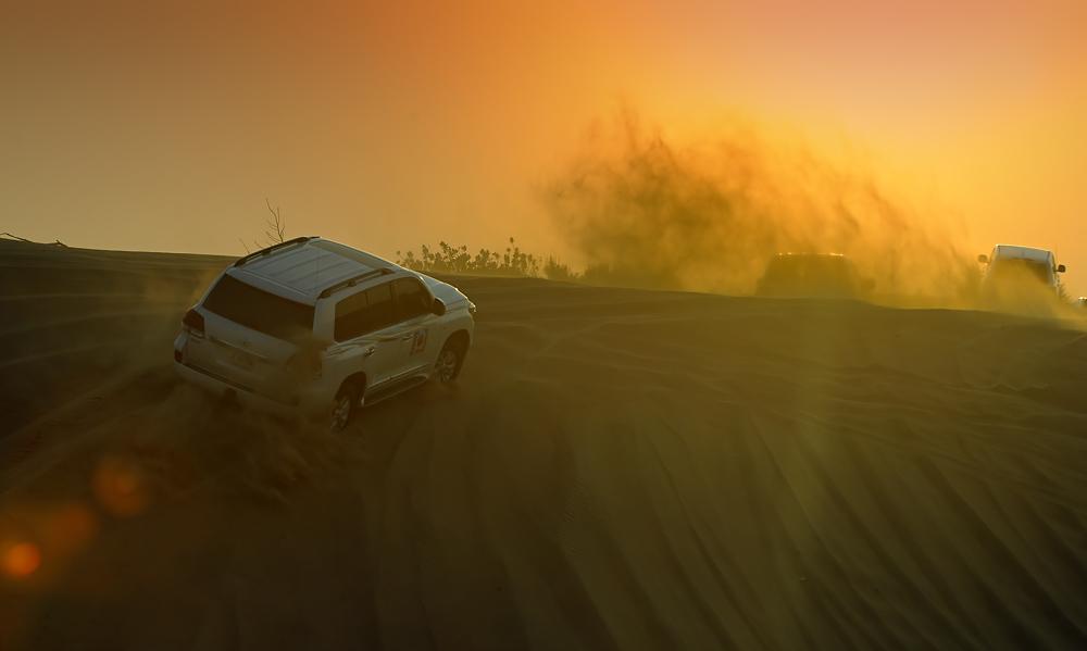 In der Sandkiste