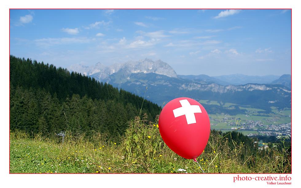 In der Schweiz .............??
