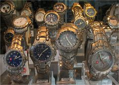 In der Schweiz gehen alle Uhren anders!